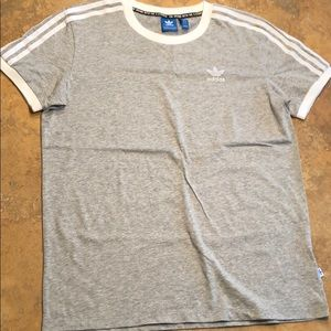 Adidas TShirt, new w/o tags, size S